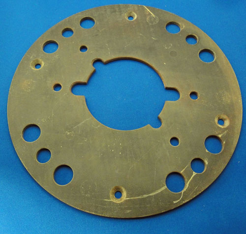 Insulating plate FH