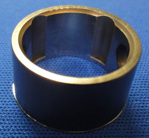 Stamper holder outer ring