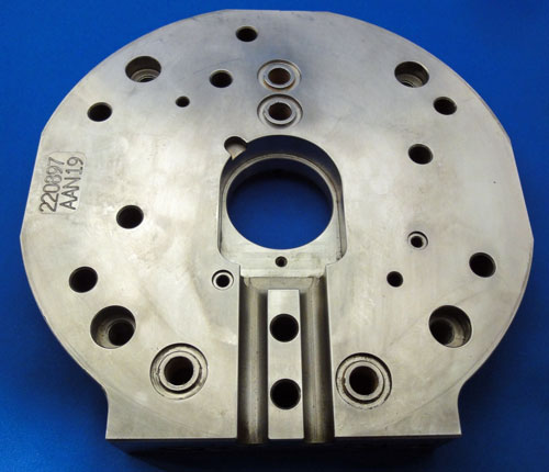 Distance plate FH (Assembly)