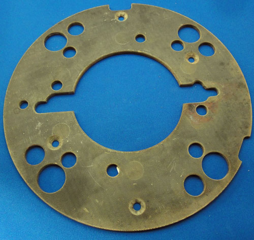 Insulating plate MH
