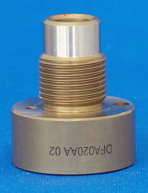 Ejector pin holder