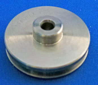 Piston ejector pin