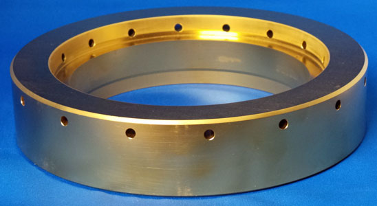 Mounting plate FH