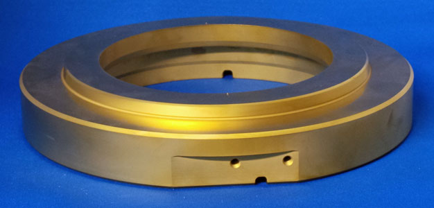 Mounting plate MH